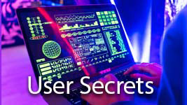 Safely store app secrets in ASP.NET core
